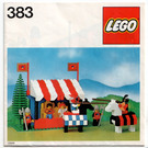 LEGO Knight's Joust Set 383-2 Instructions