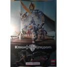 LEGO Knight's Kingdom II Poster - 8809 (Double Sided) (23016)
