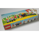 LEGO Knight's Procession Set 677 Packaging