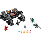 LEGO Knightcrawler Tunnel Attack Set 76086