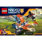 LEGO Knighton Battle Blaster Set 70310 Instructions
