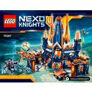 LEGO Knighton Castle Set 70357 Instructions
