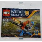 LEGO Knighton Hyper Cannon Set 30373 Packaging