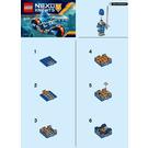 LEGO Knighton Rider Set 30376 Instructions