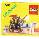 LEGO Knights' Arsenal Set 6016 Instructions