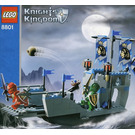 LEGO Knights' Attack Barge Set 8801