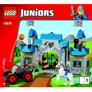 LEGO Knights' Castle Set 10676 Instructions