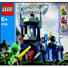 LEGO Knights' Castle Wall Set 8799 Instructions
