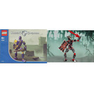 LEGO Knights' Kingdom Value Pack 1 with water bottle Set