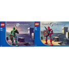 LEGO Knights' Kingdom Value Pack 3 with water bottle Set