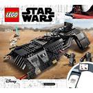 LEGO Knights of Ren Transport Ship Set 75284 Instructions