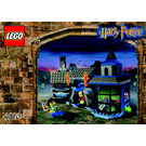 LEGO Knockturn Alley Set 4720 Instructions