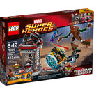 LEGO Knowhere Escape Mission  Set 76020 Packaging