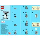 LEGO Koala Set 40130-1 Instructions