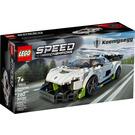 LEGO Koenigsegg Jesko Set 76900 Packaging