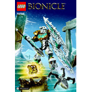 LEGO Kopaka - Master of Ice Set 70788 Instructions