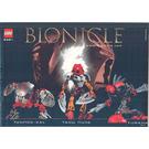 LEGO Kopeke Set 8581 Instructions