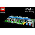 LEGO Kornmarken Factory 2012 Set 4000005 Instructions
