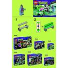 LEGO Kraang's Turtle Target Practice Set 30270 Instructions
