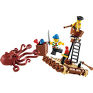 LEGO Kraken Attackin' Set 6240