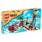 LEGO Kraken Attackin' Set 6240 Packaging