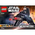LEGO Krennic's Imperial Shuttle Microfighter Set 75163 Instructions