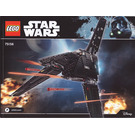LEGO Krennic's Imperial Shuttle Set 75156 Instructions