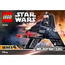 LEGO Krennic's Imperial Shuttle Set 75163 Instructions