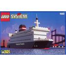 LEGO Kronprins Frederik Ferry Set 1660