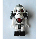 LEGO Kruncha Minifigure with Vertical Hand Clips