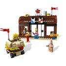 LEGO Krusty Krab Adventures Set 3833