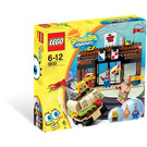 LEGO Krusty Krab Adventures Set 3833 Packaging