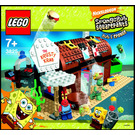 LEGO Krusty Krab Set 3825 Instructions