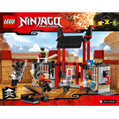 LEGO Kryptarium Prison Breakout Set 70591 Instructions