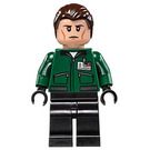 LEGO Kryptonite Interception Henchman with Black legs Minifigure