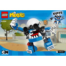 LEGO Kuffs Set 41554 Instructions
