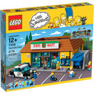 LEGO Kwik-E-Mart Set 71016 Packaging