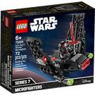 LEGO Kylo Ren's Shuttle Microfighter Set 75264 Packaging