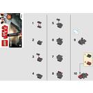LEGO Kylo Ren's Shuttle Set 30380 Instructions