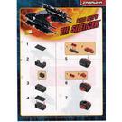 LEGO Kylo Ren's TIE Silencer Set 911954 Instructions