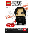 LEGO Kylo Ren Set 41603 Instructions