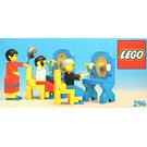 LEGO Ladies' Hairdressers Set 296