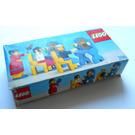 LEGO Ladies' Hairdressers Set 296 Packaging