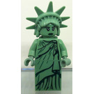 LEGO Lady Liberty Minifigure