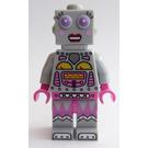 LEGO Lady Robot Minifigure