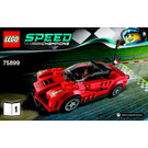 LEGO LaFerrari Set 75899 Instructions