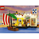 LEGO Lagoon Lock-Up Set 6267