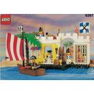 LEGO Lagoon Lock-Up Set 6267 Instructions