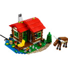 LEGO Lakeside Lodge Set 31048