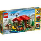 LEGO Lakeside Lodge Set 31048 Packaging